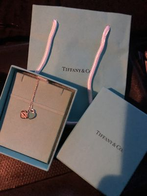 Tiffany & co Necklace brand new for Sale in Jurupa Valley, CA
