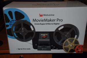 Wolverine Pro Film Digitizer for Sale in SeaTac, WA