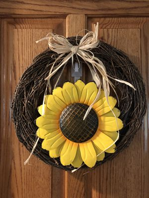 Grapevine wreath for Sale in Clearville, PA