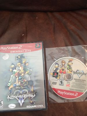 Kingdom Hearts 1 and 2 for Sale in Cape May, NJ