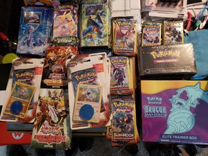 Yugioh and Pokemon Cards for Sale in Sugar Land, TX