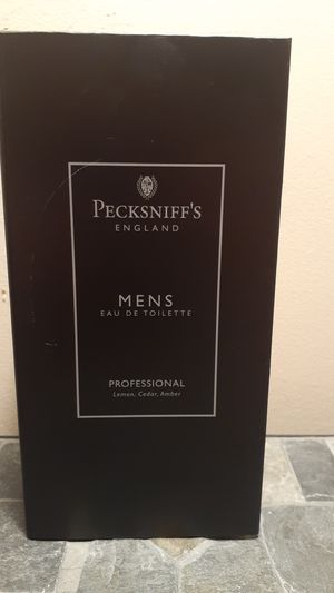 Men's Pecksniffs cologne for Sale in East Greenwich, RI