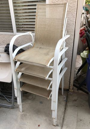 Patio Chairs for Sale in Chula Vista, CA