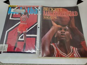 Michael Jordan becket magazine for Sale in Cottage Grove, OR