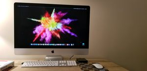 27 inch iMac for Sale in Schofield, WI