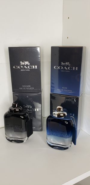 Coach Men 3.3 $55$ each firm for Sale in Los Angeles, CA