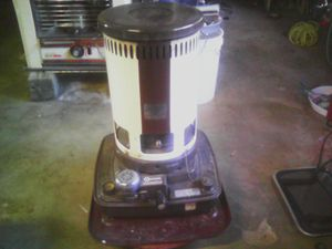 Yuasa kerosene heater for Sale in Middletown, MD