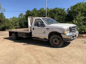 F450 Flat Bed Truck for Sale in Perris, CA