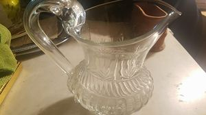 Smithsonian Museum Reproduction Pressed 1800's Glass for Sale in New Freedom, PA
