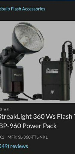 Photography Streak Lights (Will Trade) for Sale in Fresno,  CA