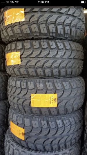 RDR-6 MUD TYRES @wholesale prices—WE DELIVER ONLY for Sale in Anaheim, CA