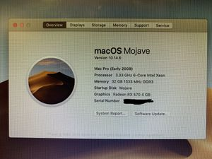 Upgraded Mac Pro 2009 for Sale in Streamwood, IL
