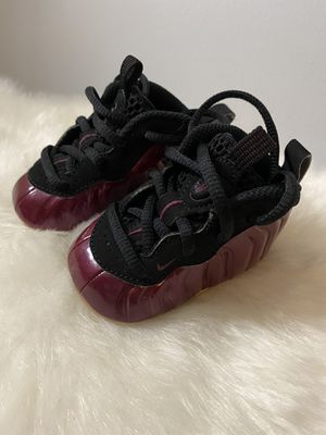 "Infant Nike ""Little Posite"" Foamposite: Size 2C for Sale in Queens, NY"