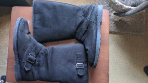 S.O.S. women's boots Black size 8 for Sale in St. Petersburg, FL