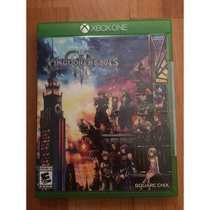 Kingdom Hearts 3 Xbox One for Sale in Plantation, FL