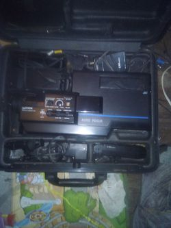 Vintage LXI Series VHS Camcorder for Sale in Bellmead,  TX