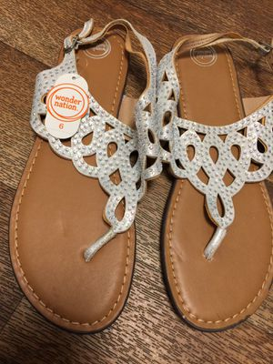 Women Sandals size 6. Please only serious buyers for Sale in West Valley City, UT