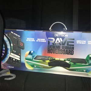 Jetson Rave All-terrain Hover Board for Sale in Burnsville, MN