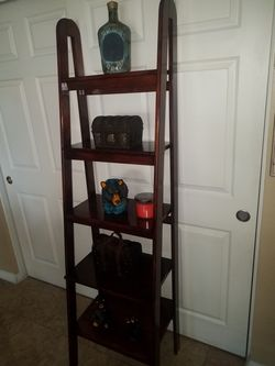 6 ft step ladder shelf for Sale in Buckeye,  AZ