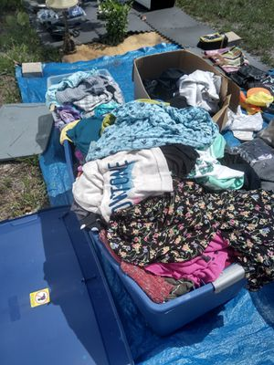 Huge Lot of Clothes!! Girls, boys, ladies and mens for Sale in Tampa, FL