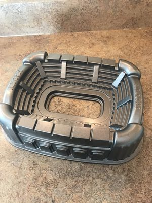 Nordic Ware football stadium bundt pan for Sale in Highland Beach, MD