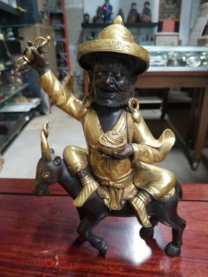 Bronze Chinese statue for Sale in Los Angeles, CA