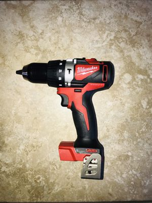 Milwaukee M18 18-Volt Lithium-Ion Brushless Cordless 1/2 in. Compact Hammer Drill Tool Only for Sale in Phoenix, AZ