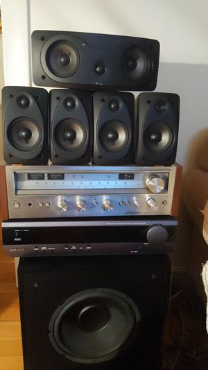 Polk audio Rmds digital home theater system for Sale in Boston, MA