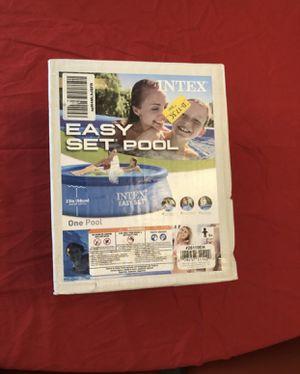 Pool Intex 8ft Easy Set. Piscina. for Sale in Miami, FL