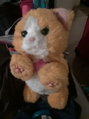 FurReal Friends Daisy Plays-With-me Kitty for Sale in Largo, FL