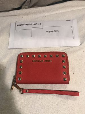Michael Kors Wallet (authentic) for Sale in Lincolnia, VA