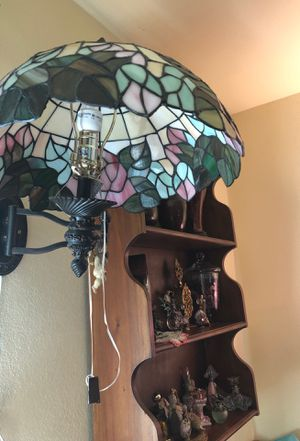 Antique Tiffany wall lamp for Sale in Riverside, CA
