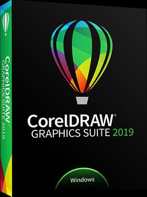 Corel Draw 19 with Activation Disk or USB for Sale in Glendale, AZ