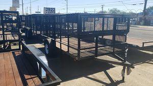 6x12 landscaping trailers for Sale in Phoenix, AZ