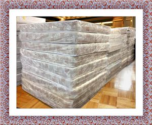 King mattress with King box spring for Sale in Crofton, MD