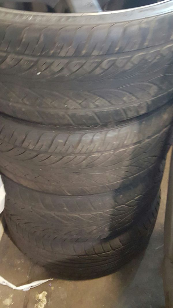 Like new 22s with good tires