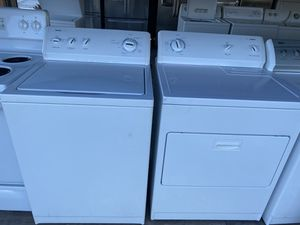 Washer and dryer set for Sale in Lake Wales, FL