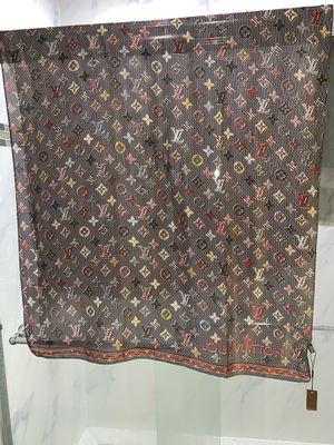 Louis Vuitton Silk Scarf for Sale in Rossmoor, CA