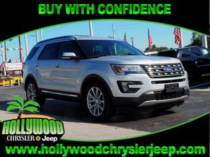 2016 Ford Explorer for Sale in Hollywood, FL