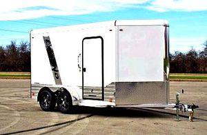💲 1️⃣0️⃣0️⃣0️⃣ e🇳c🇱o🇸e🇩 🇨a🇷g🇴 🇹r🇦i🇱er hitch type bumper pull for Sale in Santa Clarita, CA