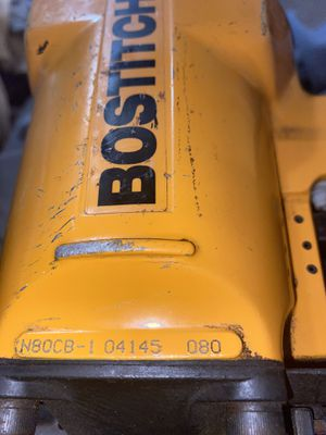 Bostitch coil nailer for Sale in Freedom, IN