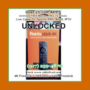 Amazon Fire TV 4k for Sale in New York, NY