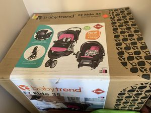 Stroller and car seat for Sale in San Francisco, CA