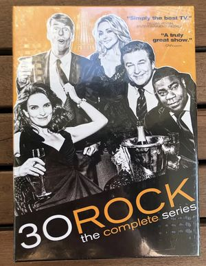 30 Rock: The Complete Series [New DVD] Boxed Set for Sale in Lakewood Ranch, FL