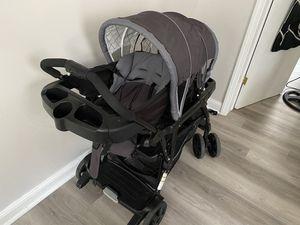 Double stroller for Sale in Guttenberg, NJ
