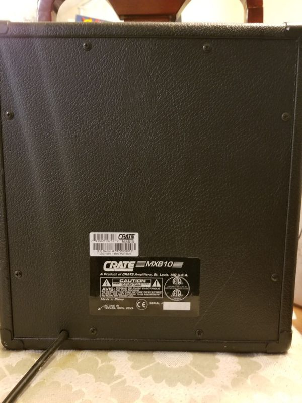 Amplifier good condition
