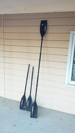 Kayak paddles 7 sets for Sale in Paradise, CA