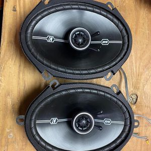 6X8 KICKER SPEAKERS for Sale in Canby, OR
