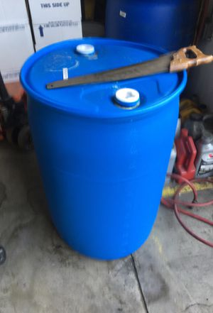 55 gallon drums for Sale in Temecula, CA