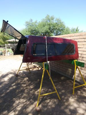 Camper shell great condition for Sale in Florence, AZ